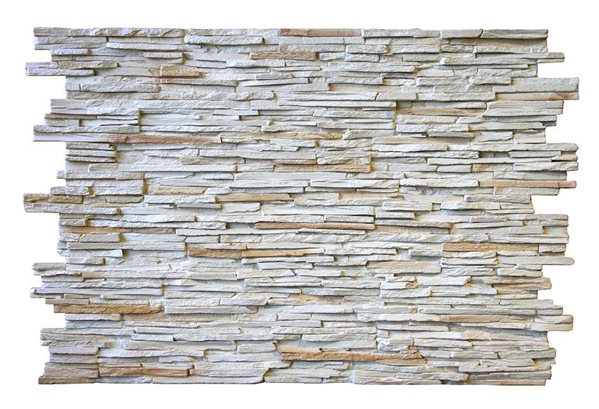 Panel de poliuretano con acabado pizarra panespol laja - Imitacion a piedra para paredes precios ...