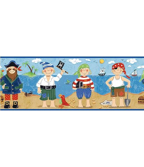 Cenefas infantiles de piratas imagui - Cenefas leroy merlin ...