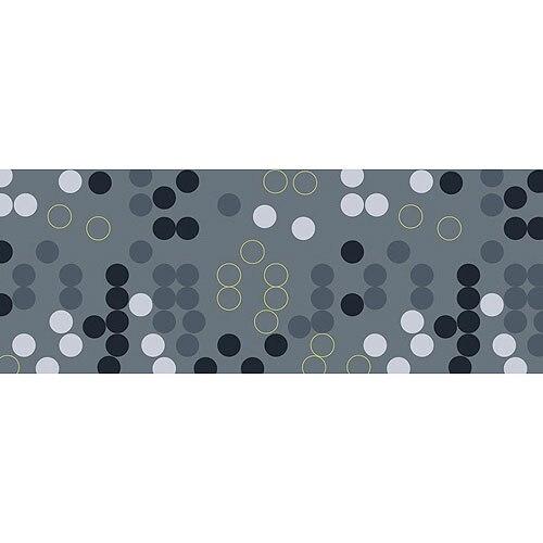 Cenefa moderna de vinilo dots raffi ref 14373625 leroy - Cenefas adhesivas leroy merlin ...