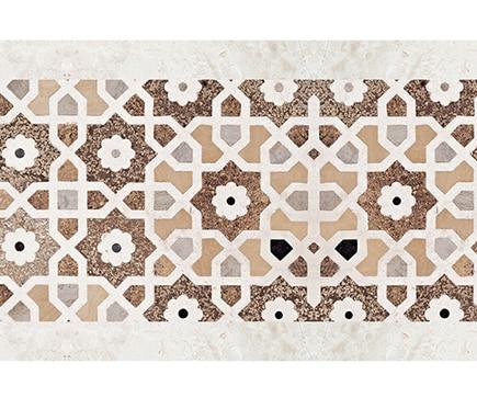 ceramicas leroy merlin cenefa cl sica de papel ceramica arabesco ref 16759176