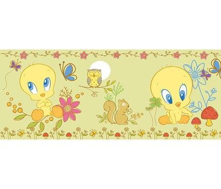 Cenefa infantil de papel piolin campo verde ref 17107251 - Cenefas de papel infantiles ...
