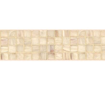 Cenefa de papel gresite nacar ref 17422363 leroy merlin - Cenefas de papel ...