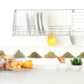 cenefa de papel para cocinas especias