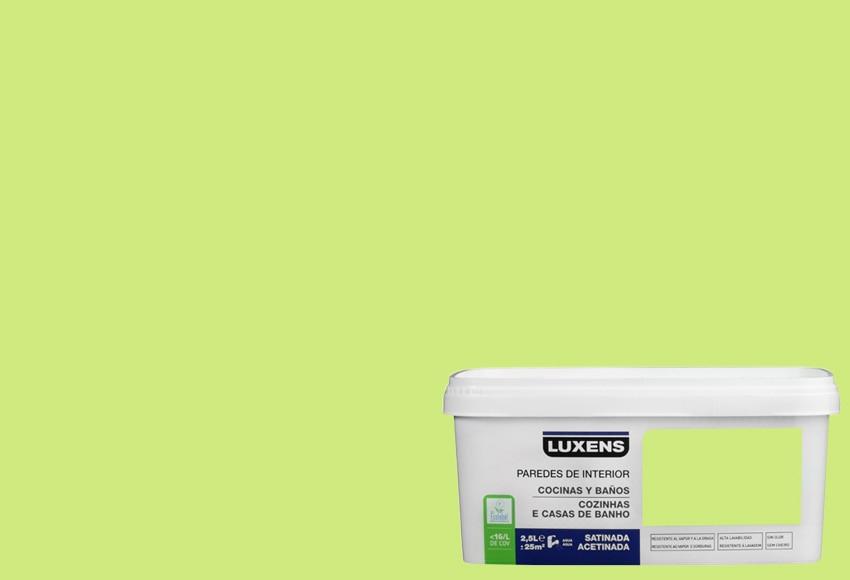 Ba os color verde pistacho - Paredes verde pistacho ...