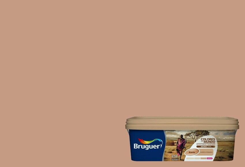 Pintura de color para paredes y techos bruguer colores del - Colores del mundo de bruguer ...