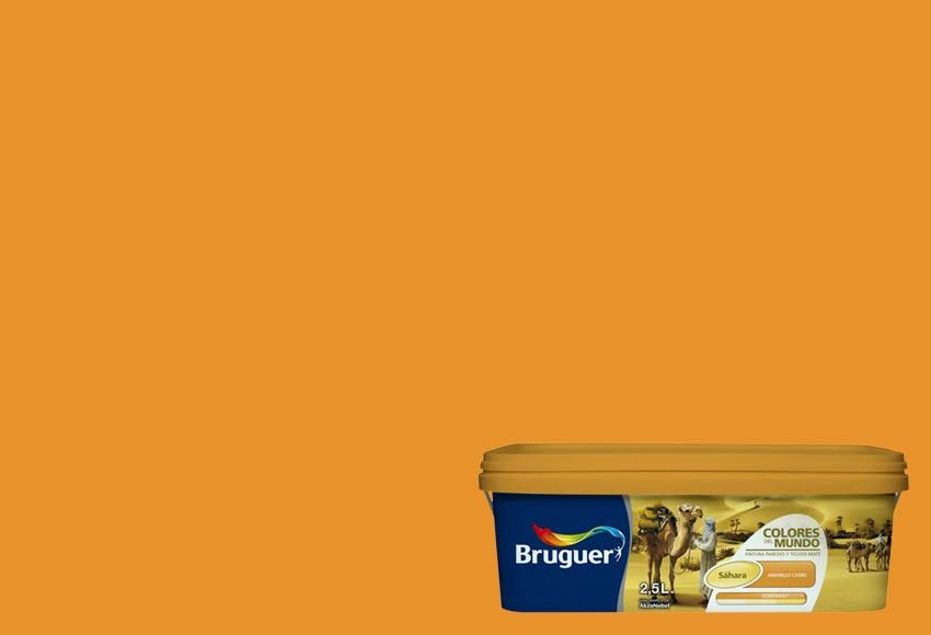 Pintura de color para paredes y techos bruguer colores del - Colores de pintura para paredes ...