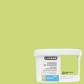 Pintura de color para paredes y techos leroy merlin - Paredes verde pistacho ...