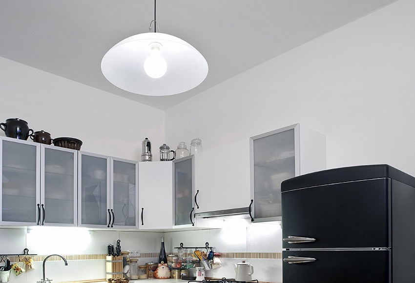 Pintura blanca para interior alp una capa cocinas y banos - Pinturas para cocinas y banos ...