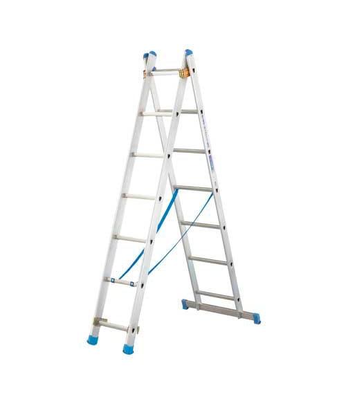 Escalera 2 tramos artub 2 tr bricolaje ref 13008905 - Escaleras leroy merlin ...