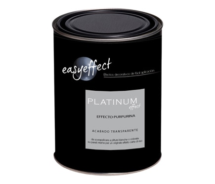 ALP Barniz platinium EASY EFFECT PLATINIUM NEGRO
