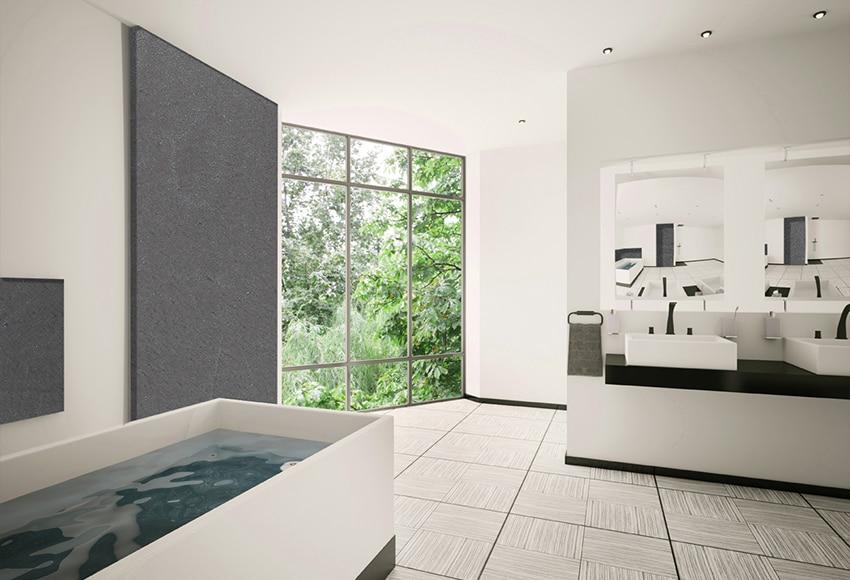 Colorante osaka marmol grafito ref 15098041 leroy merlin - Pintura para pared lavable ...