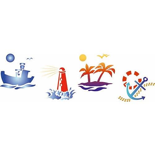 Plantilla decorativa les decoratives n 76 isla ref - Les decoratives leroy merlin ...