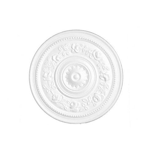 Roset n poliestireno b16 d39 0cm ref 13341762 leroy merlin - Rosetones de escayola ...