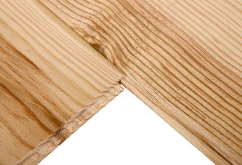 Revestimiento rastrelado de pino montero barnizado ref - Friso de pino barnizado ...