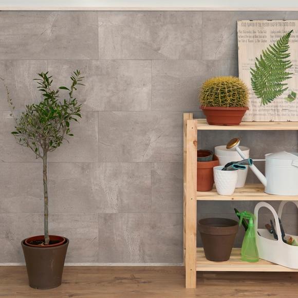 Revestimiento autoadhesivo de vinilo wallcer roma ref for Revestimiento de paredes para duchas