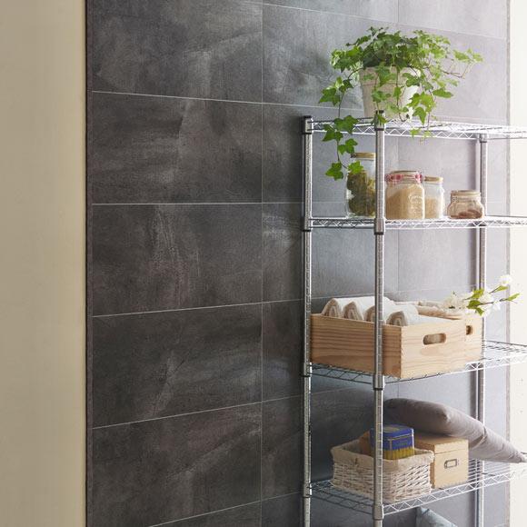 Revestimiento autoadhesivo de vinilo wallcer apolo ref - Revestimiento vinilico para paredes ...
