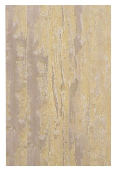 Revestimiento para pared de pvc cabane amarillo ref for Revestimiento pvc leroy merlin