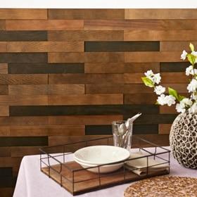 Revestimiento de pared leroy merlin - Revestimientos de paredes interiores en madera ...