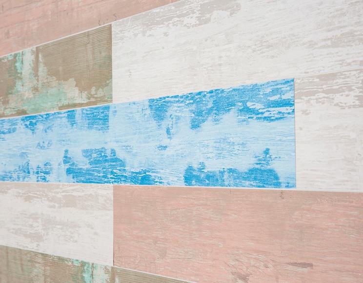 Revestimiento de madera friso cabane azul kids decapado ref 81880508 leroy merlin Friso de madera leroy merlin