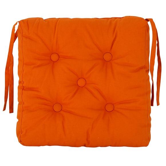Coj n para silla clea naranja ref 16070796 leroy merlin - Patas para somier leroy merlin ...