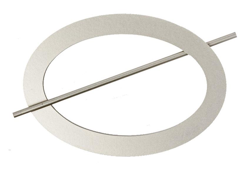 Alzapa os para cortinas oval forja plata ref 14572614 - Alzapanos para cortinas ...
