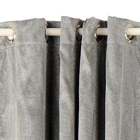 Cortinas y visillos leroy merlin for Cortinas gris plata