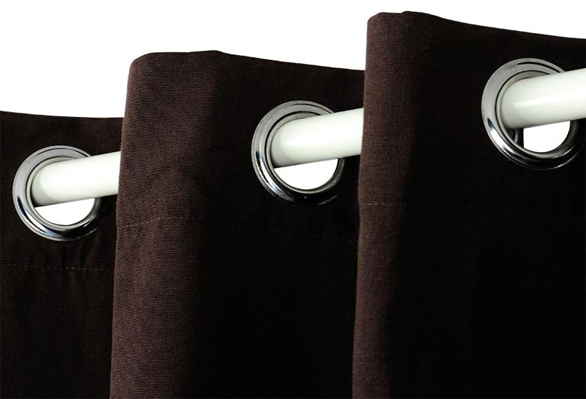 inspire cortina con ollaos lea chocolate ampliar imagen