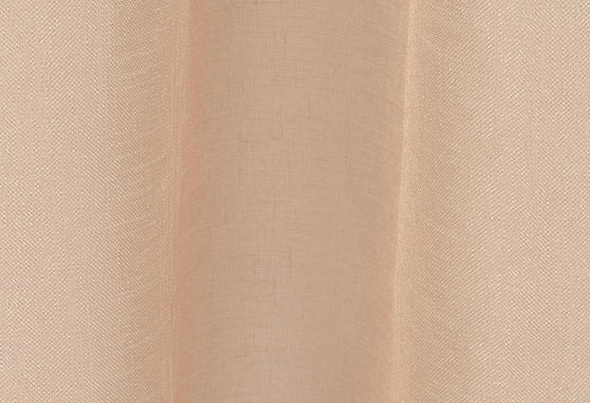 Visillo con ollaos olona lino beige ref 16103416 leroy for Lino chez leroy merlin