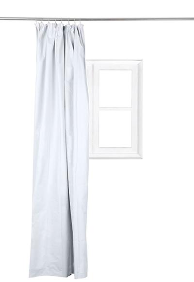 Cortina Fruncida Foscurit Blanco
