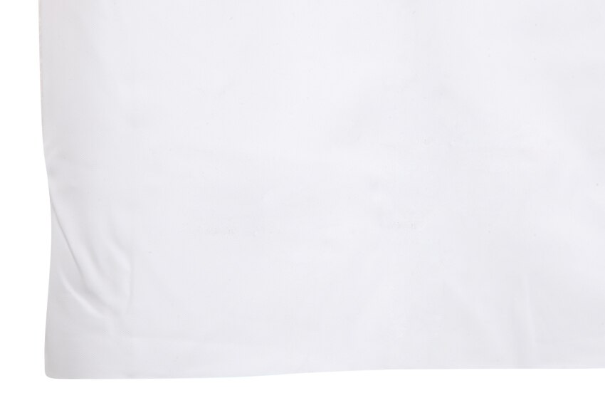 Cortina fruncida foscurit blanco ref 17554320 leroy merlin - Cortinas y visillos leroy merlin ...