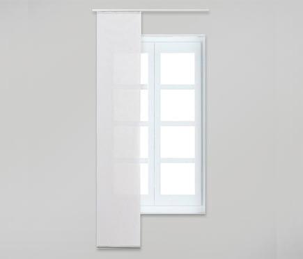 Panel japon s screen blanco ref 17478440 leroy merlin - Riel panel japones leroy merlin ...