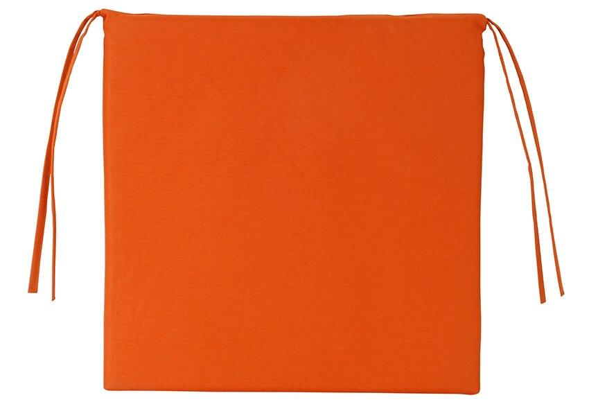 Coj n para silla basica naranja ref 16008153 leroy merlin - Relleno cojines leroy merlin ...