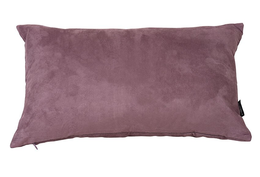 Funda de coj n suede rosa ref 18814894 leroy merlin - Fundas sofa leroy merlin ...