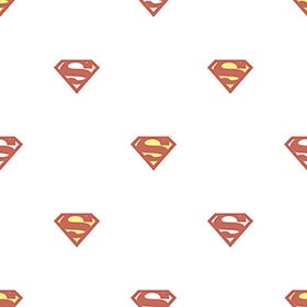 COMICS SUPERMAN LOGO
