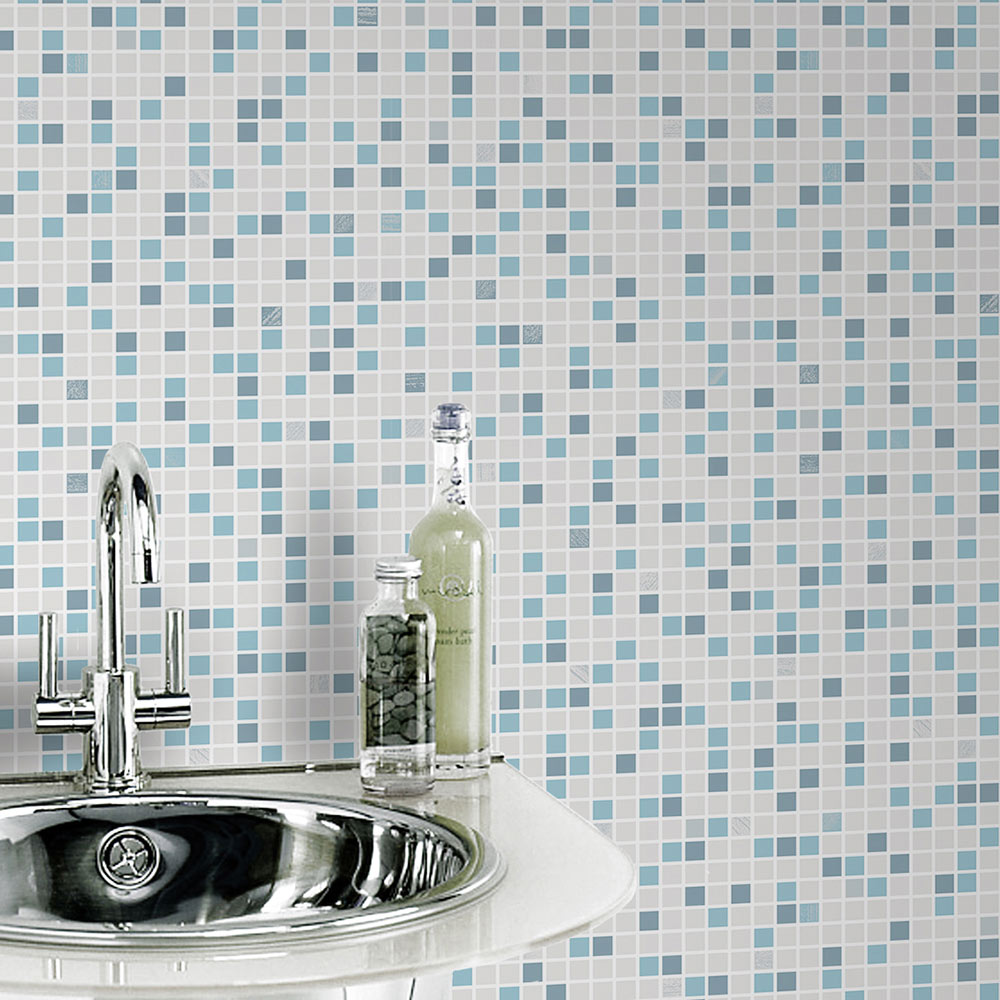 Gresite leroy merlin for Cubrir azulejos cocina