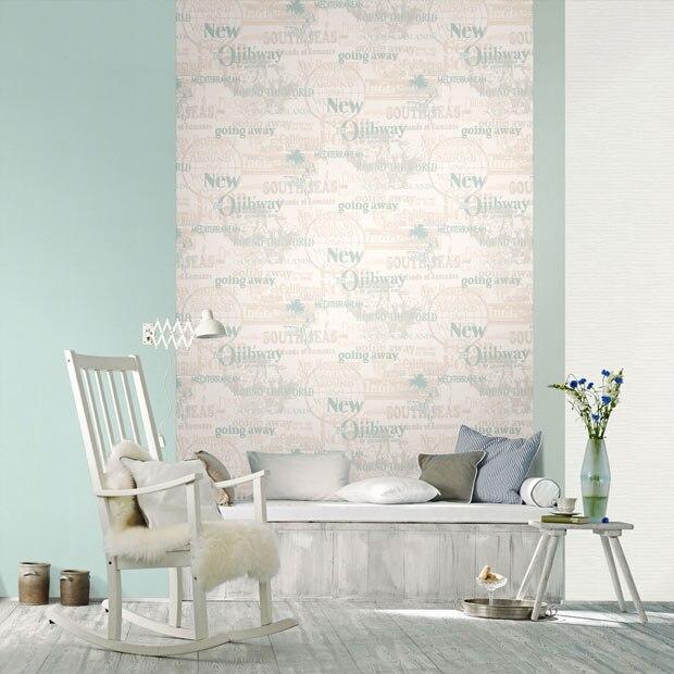 Todos los papeles pintados leroy merlin - Papel pintado para salon ...