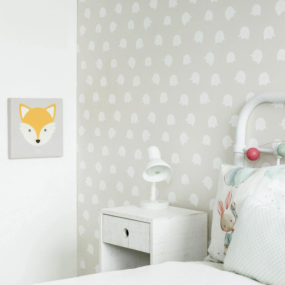 Elefantes leroy merlin - Corte ingles papel pintado ...