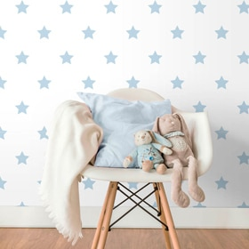 Papel pintado infantil juvenil leroy merlin - Papel pintado habitacion infantil nina ...