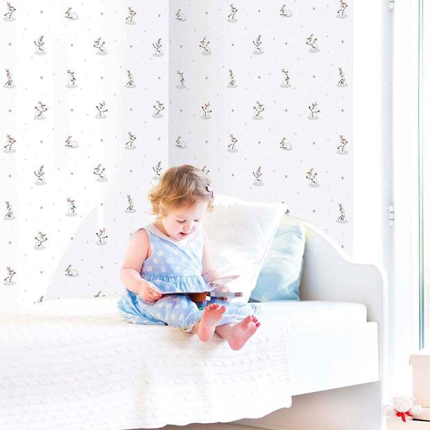 Papel pintado infantil juvenil leroy merlin for Papel pintado infantil