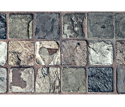Cenefa cl sica de papel gresite piedra ref 16759295 leroy merlin - Leroy merlin jardin piedras calais ...