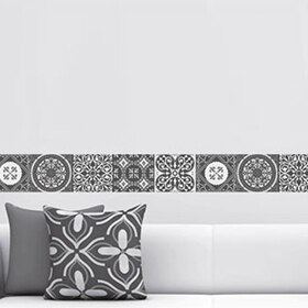Cenefas decorativas leroy merlin - Cenefas adhesivas para azulejos ...
