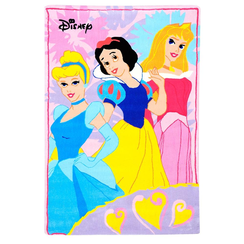 Alfombra infantil disney princesa ref 13601791 leroy merlin - Alfombras infantiles disney ...