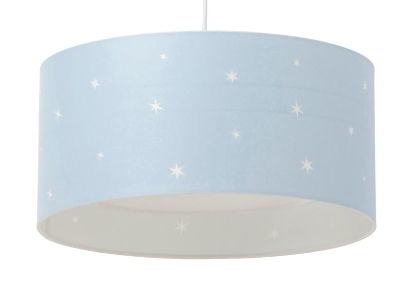 L mpara planetario azul ref 14923552 leroy merlin for Lamparas ninos leroy merlin