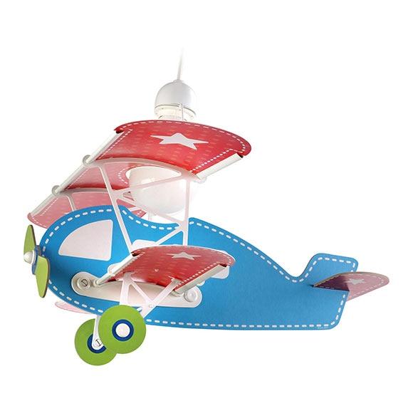 L mpara baby plane ref 18085494 leroy merlin for Lampadario cameretta leroy merlin
