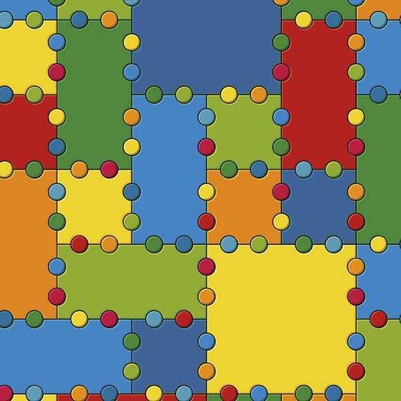 Suelo de vinilo berry forte fun kids maze ref 19133681 - Suelos de vinilo infantiles ...