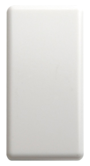 Interruptor conmutador estrecho simon 27 blanco rojo mate - Simon 27 blanco ...