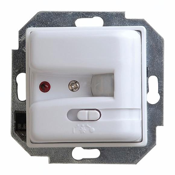 Detector movimiento simon 82 blanco rojo ref 14804552 - Simon 82 blanco ...