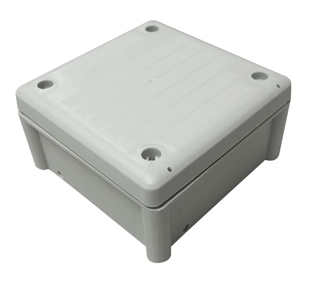 Caja de superficie imprex 7 entradas ref 15918301 leroy for Caja cuadro electrico