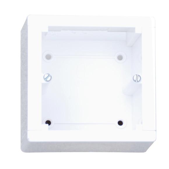 Caja de superficie ceese interruptores y enchufes ref - Interruptores y enchufes ...