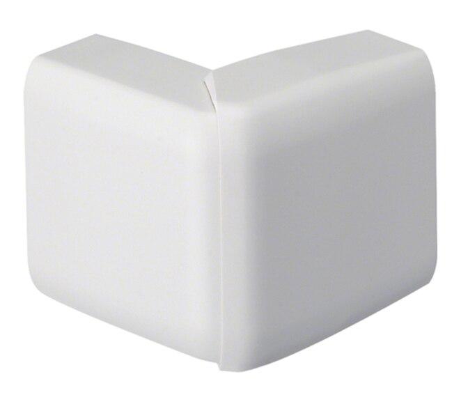2 ngulos exteriores hager blanco ref 11819892 leroy merlin. Black Bedroom Furniture Sets. Home Design Ideas